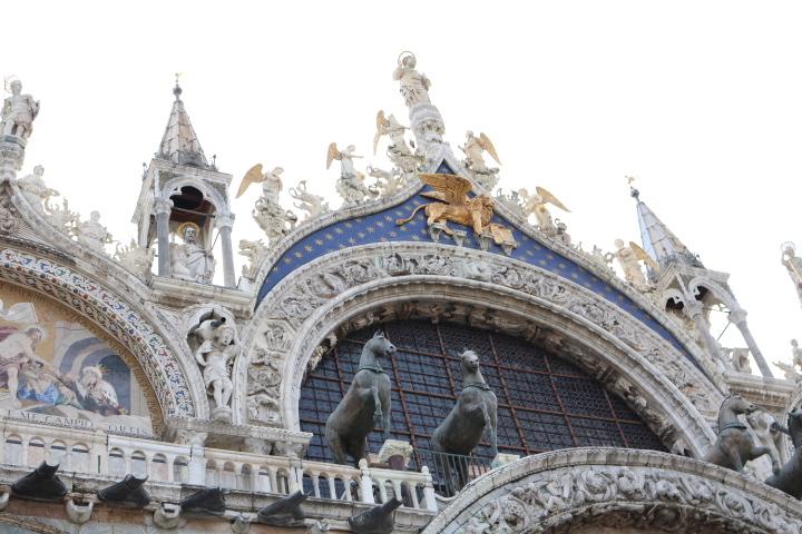 サンマルコ寺院外観