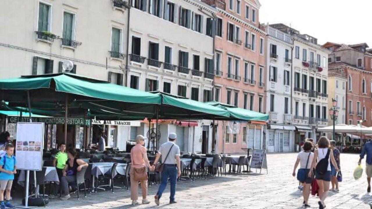 ベネチア市内