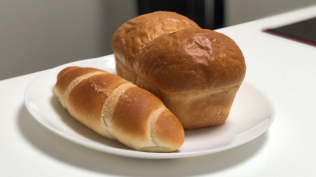 本所吾妻橋の「塩パン屋 パン・メゾン」を実際に食べてみた