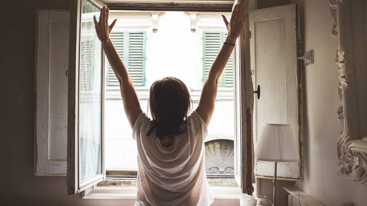 脳が活性化し朝活がはかどる